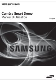 User Manual_SCC-C7455_FRENCH-1_Web.indd - Samsung ...
