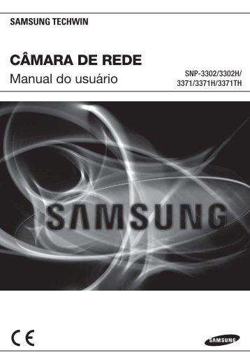 User Manual-SNP-3371-PORTUGUESE_Web.indb - Samsung ...