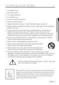 Yüksek Çözünürlüklü Gündüz/ Gece IR Dome Kamera - Samsung ... - Page 7