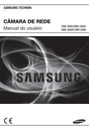 User Manual-SNB-5000-PORTUGUESE_Web.indb - Samsung ...