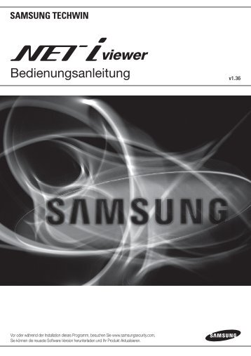 viewer - Samsung Techwin UK