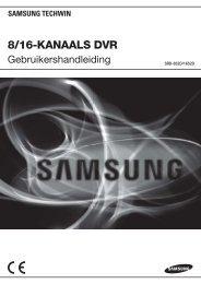 User Manual_SRD-852D, 1652D_DUTCH_Web.indb - Samsung ...