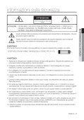 Sistema di posizionamento - Samsung Techwin UK - Page 3