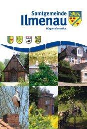 Bürgerinformation Samtgemeinde Ilmenau (pdf 3,8 MB)