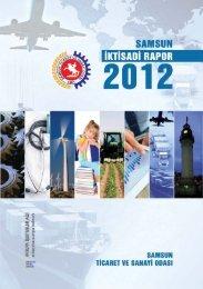 Samsun İktisadi Rapor 2012 - Samsun Ticaret ve Sanayi Odası