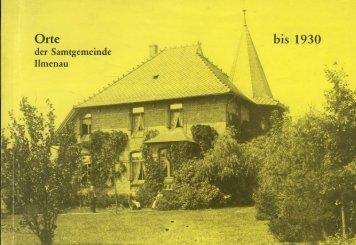 Orte der Samtgemeinde bis 1930 (pdf 19,81 MB)