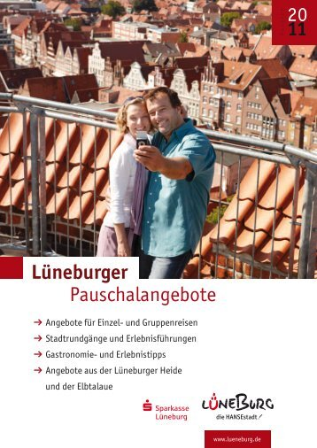 Lüneburger Pauschalangebote - Amt-Neuhaus