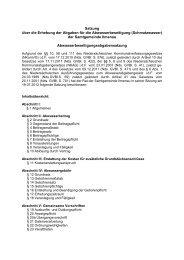 Abwasserbeseitigungsabgabensatzung (pdf 0,06 MB)
