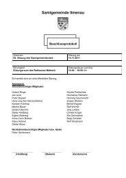 Protokoll der Sitzung am 14.11.11 (pdf 0,04 MB) - Samtgemeinde ...