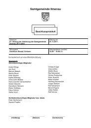 Protokoll der Sitzung am 01.11.11 (pdf 0 - Samtgemeinde Ilmenau
