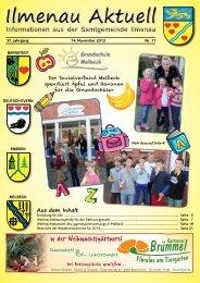 Ilmenau Aktuell - Ausgabe November 2013 (pdf 9,58 MB)