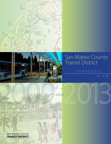 District / Strategic Plan 2009-2013 - SamTrans