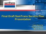 Brisbane - SamTrans