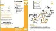 Schedule and Route Map (PDF) - SamTrans