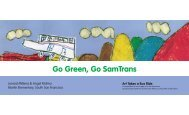 Art Takes a Bus Ride - SamTrans