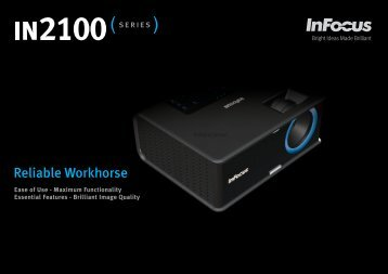 Reliable Workhorse - Projector Reviews