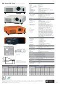 Datenblatt - Beamer-Discount - Seite 2