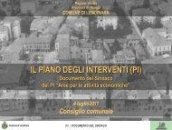 documento del sindaco - Comune di Lendinara