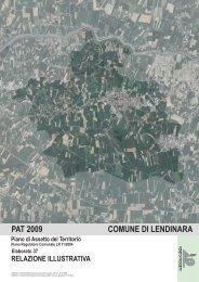 Relazione Illustrativa - Comune di Lendinara