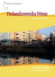 Klicka här för att läsa - Finlandssvenska teckenspråkiga rf