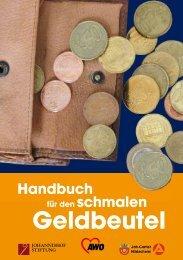 Handbuch für den schmalen Geldbeutel - Stadt Bockenem