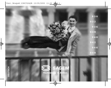 Sagem MC 930-949