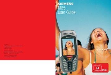 Siemens ME65