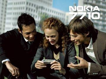 Nokia UG 7710 DE