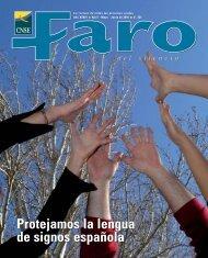 Protejamos la lengua de signos española Protejamos la ... - CNSE