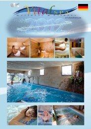 Carta de Tratamientos 2012 aleman - Ferrer Hotels