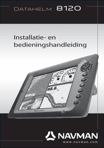 Nederlands 8120.indd - Navman Marine