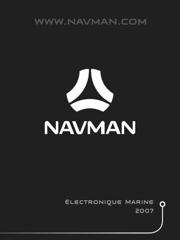 Radar Numérique Navman - Navman Marine