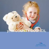 your COUNTY COUNCIL - Norrbottens läns landsting
