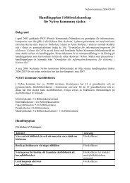 Handlingsplan i bibliotekskunskap för Nybro Kommuns skolor (pdf ...