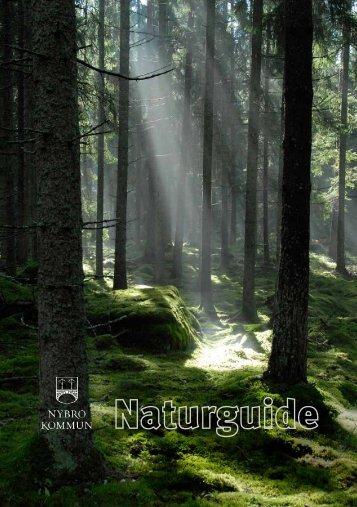 Naturguide (pdf, nytt fönster) - Nybro kommun