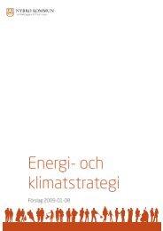 Energi- och klimatstrategi 2008.indd - Nybro kommun