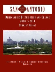 Census 2000 - 2010 Demographic Change Summary Report
