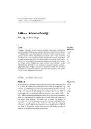 Yrd. Doç. Dr. Yavuz Adugit