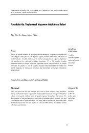 Kopyası gazi_sanat_tasarim03.qxd - GSF Sanat ve Tasarım Dergisi
