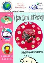 storie cani, gatti ... a proposito di cucina ... - Ospedale San Carlo ...