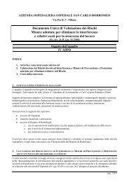Duvri IV ADPQ 4 - Ospedale San Carlo Borromeo