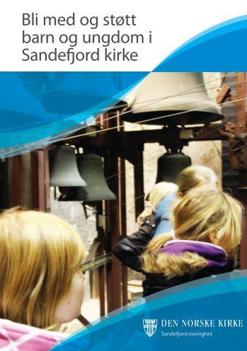 Brosjyre givertjeneste - Sandefjord kirkelige fellesråd