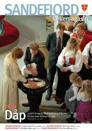 kirkemagasin - Sandefjord kirkelige fellesråd - Den norske kirke