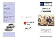 Besøksvenn kurs 2013 - Sandefjord kirkelige fellesråd - Den norske ...