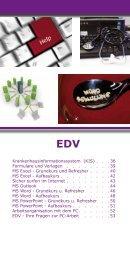 EDV - Nordwest Krankenhaus Sanderbusch