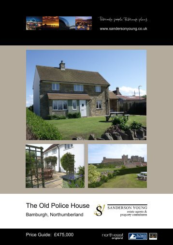 The Old Police House - Sanderson Young