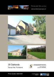 30 Oaklands - Sanderson Young