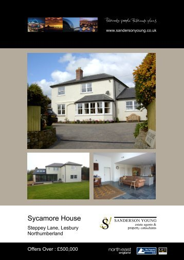 Sycamore House - Sanderson Young
