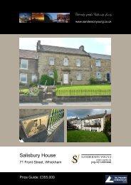 Salisbury House - Sanderson Young
