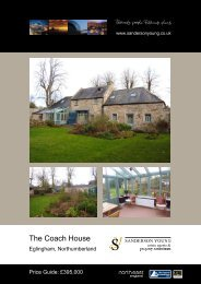 The Coach House - Sanderson Young